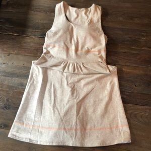Lucy active wear dress NWOT